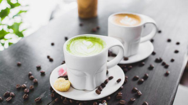 抹茶スタバ抹茶ホワイトチョコレート